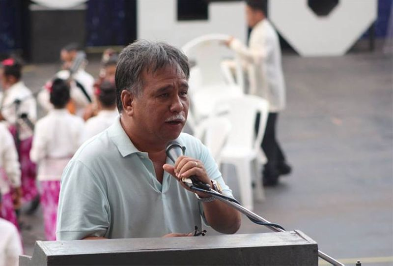 NEGROS. Cadiz City Mayor-elect Salvador Escalante. (Photo from Cadiz Tourism Facebook page)
