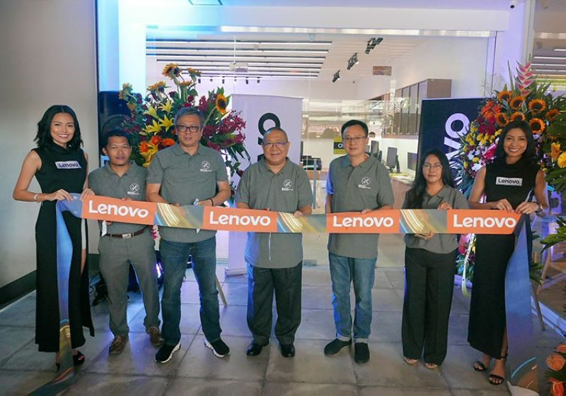 MANILA. Lenovo recently inaugurated its first exclusive standalone service center in the country to further cater to the support needs of its customers in the Philippines. (Contributed photo)