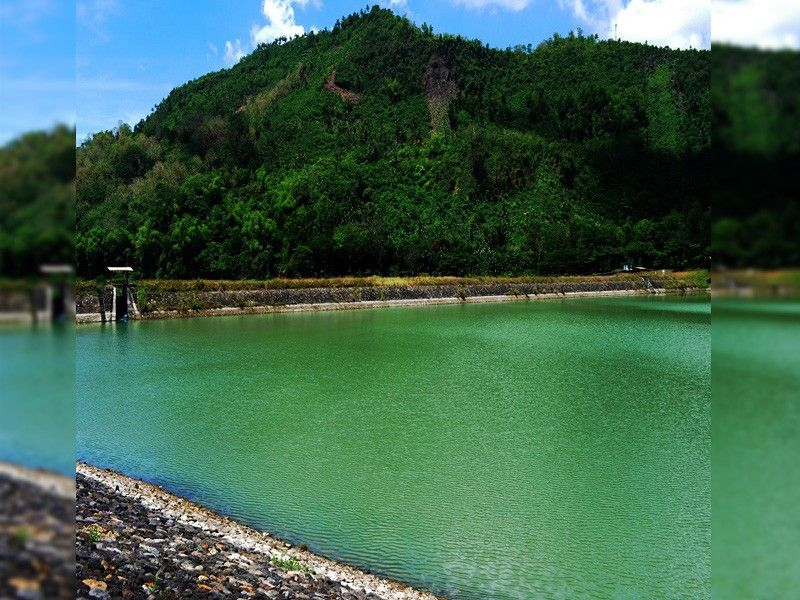 CEBU. Jaclupan water facility in Talisay City, Cebu. (Photo grabbed from MCWD  website)
