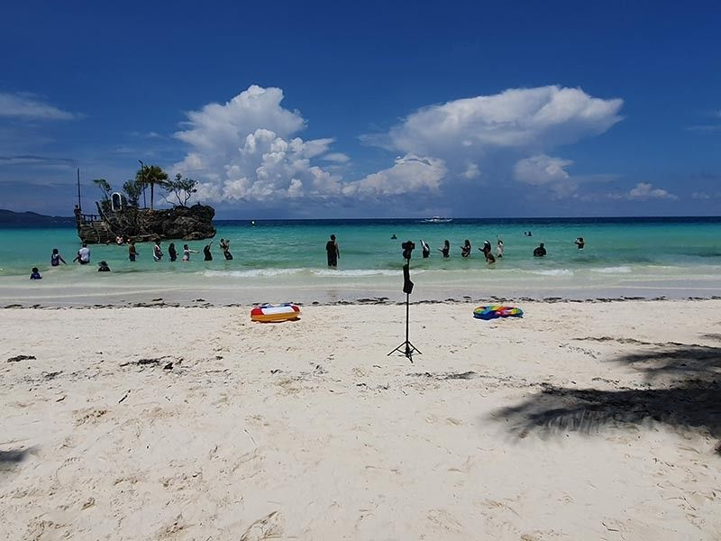 AKLAN. Tourists will not only be enjoying the white beach of Boracay soon but will also be lured by the availability of local foods. (Jun N. Aguirre)