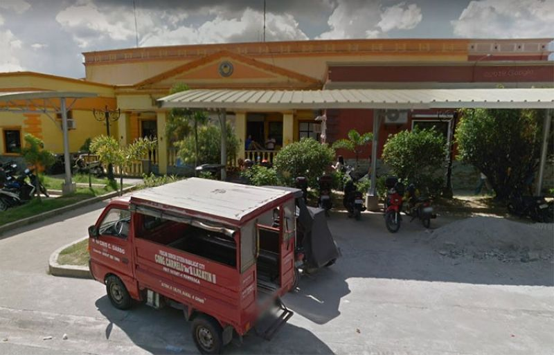 PAMPANGA. The Mabalacat City Hall. (Image from Google Street View)
