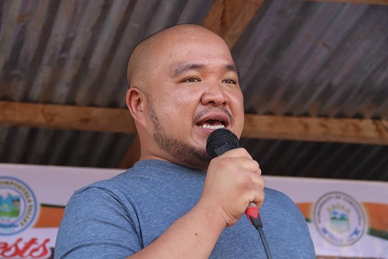 Compostela Valley Governor Jayvee Tyron L. Uy (File Photo)