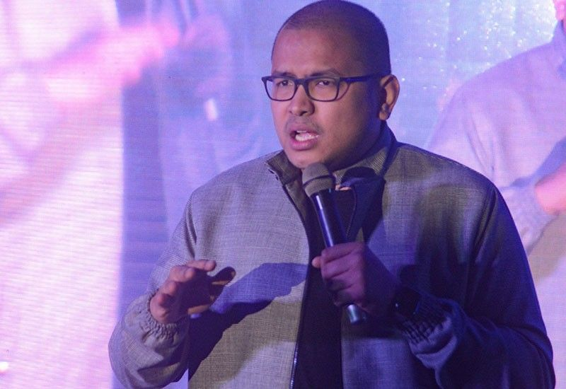 A QUICKER WAY TO HELP. GCash head of corporate communications Reyner Villasenor says any amount donated via GCash will create huge opportunities for organizations. (SunStar Photo/Arni Aclao)