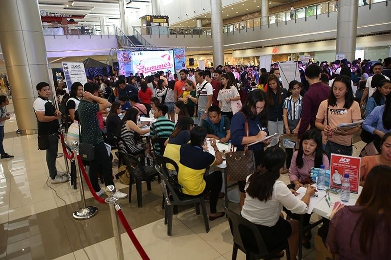 Clark summer hots jobs fair 2019 - SUNSTAR