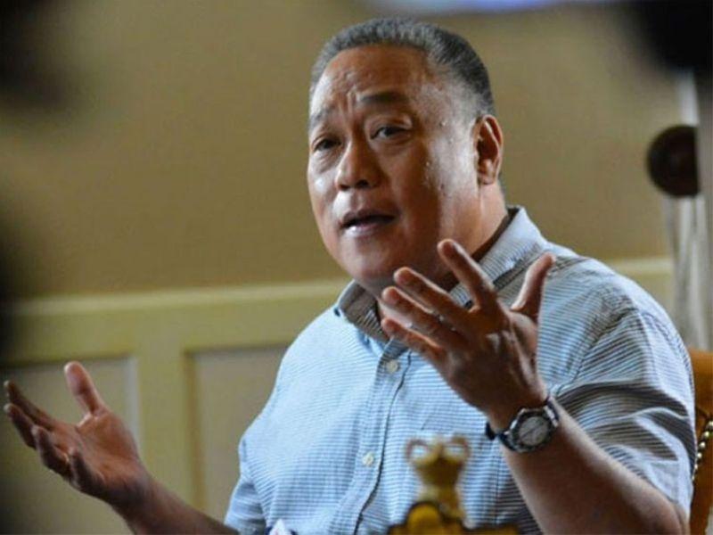 CEBU. Outgoing Cebu Governor Hilario Davide III. (SunStar File)