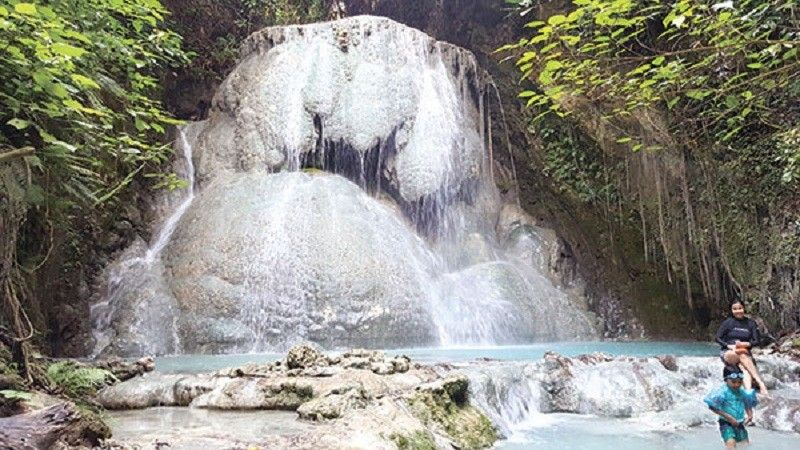 Aguinid Falls (SunStar file)