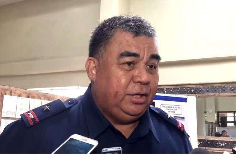 Police Brigadier General Debold Sinas (SunStar file)