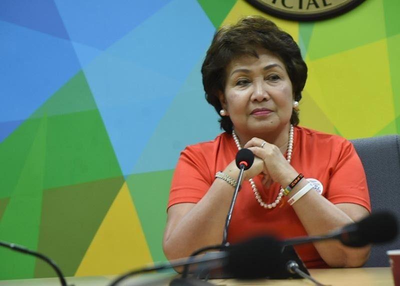 CEBU. Outgoing Lapu-Lapu City Mayor ug incoming Congresswoman Paz Radaza. (SunStar File)