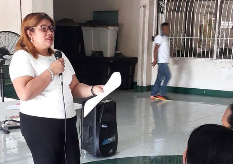 NEGROS. La Castellana Mayor Rhumyla Nicor-Mangilimutan. (Photo from Nicor-Mangilimutan's Facebook account)