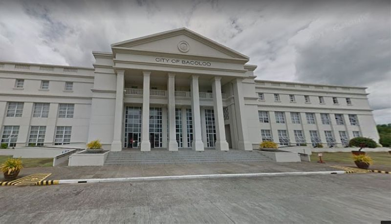 NEGROS. The Bacolod City Hall building. (Image from Google Street View)