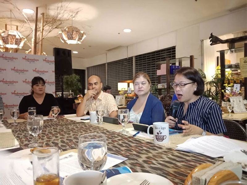 DAVAO. A study found out that majority of the farmers plant based on the demand of the market and trend in the community. (Photo by Lyka Casamayor)