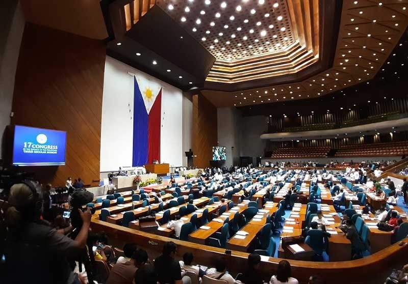 MANILA. The House of Representatives, together with the Senate, ratified the tobacco tax bill on Tuesday, June 4, 2019, shortly before the 17th Congress adjourned sine die. The tobacco tax bill is awaiting President Rodrigo Duterte's signature. (Photo by Ryniel Berlanga/SunStar Philippines)