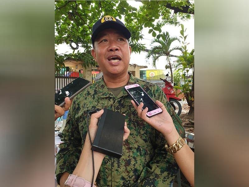 CAGAYAN DE ORO. Police Colonel Nelson Aganon, Cagayan de Oro City police director. Si Aganon nakabsan sa kinabuhi sa edad nga 46 human naaksidente sa motorcycle training sa Camp Evangelista niadtong niaging semana. (Kris C. Sialana)