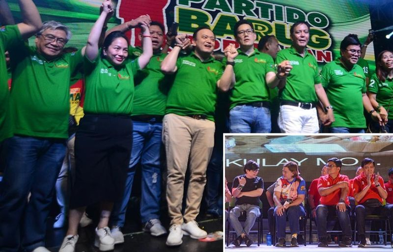 Party infighting will be resolved soon: Rama, Garcia
