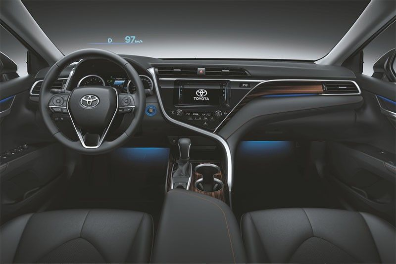 The all-new Toyota Camry: Style meets performance - SUNSTAR