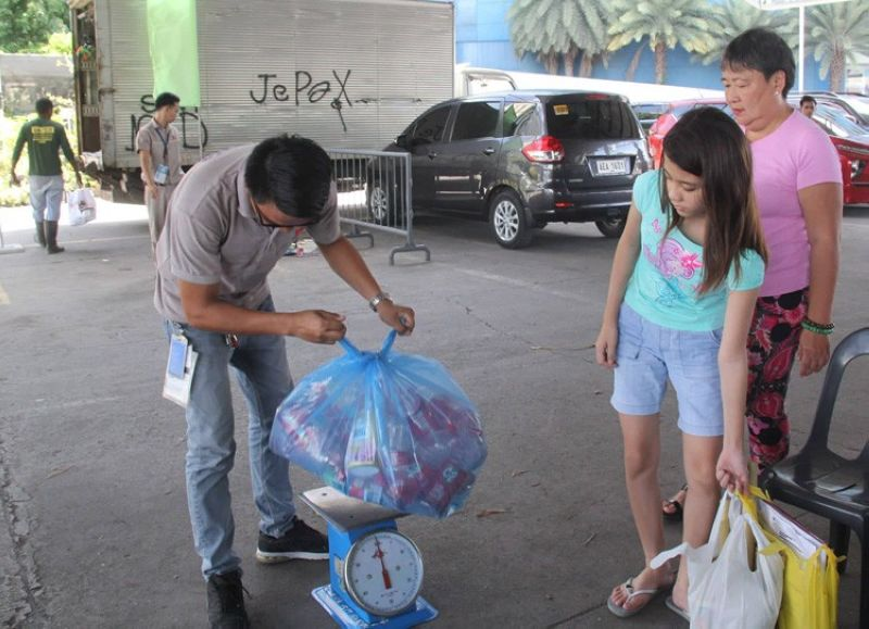 CEBU. In an effort to minimize residual wastes, SM City Cebu has started a