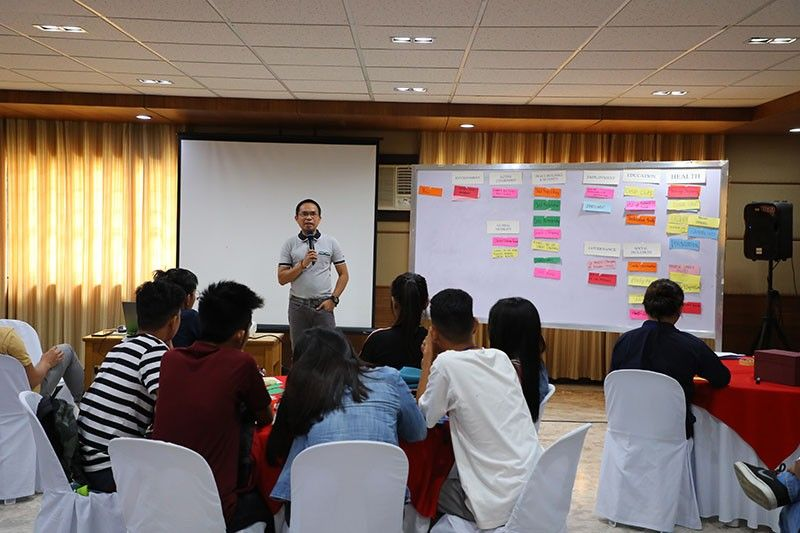 "PAMPANGA. The City Government of San Fernando, through its City Social Welfare and Development Office (CSWD), in coordination with the City Mayor's Office held a two-day workshop on ""Local Youth Development Plan Formulation"" on June 4 to 5, 2019 at the Epatha, Sacop. (CSF-CIO Photo)"