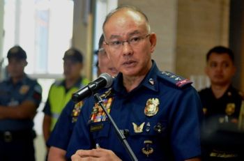 Philippine National Police Chief Oscar Albayade. (SunStar file photo)