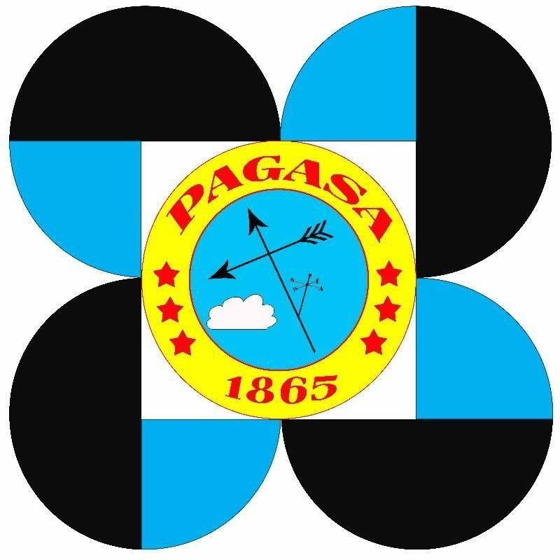 Pagasa logo (Photo grabbed from DOST_pagasa Facebook account)