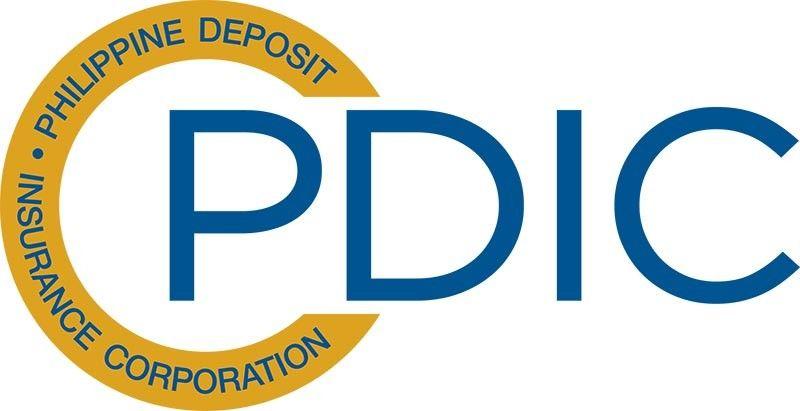 Philippine Deposit Insurance Corporation logo (Photo grabbed from pdic.gov.ph)