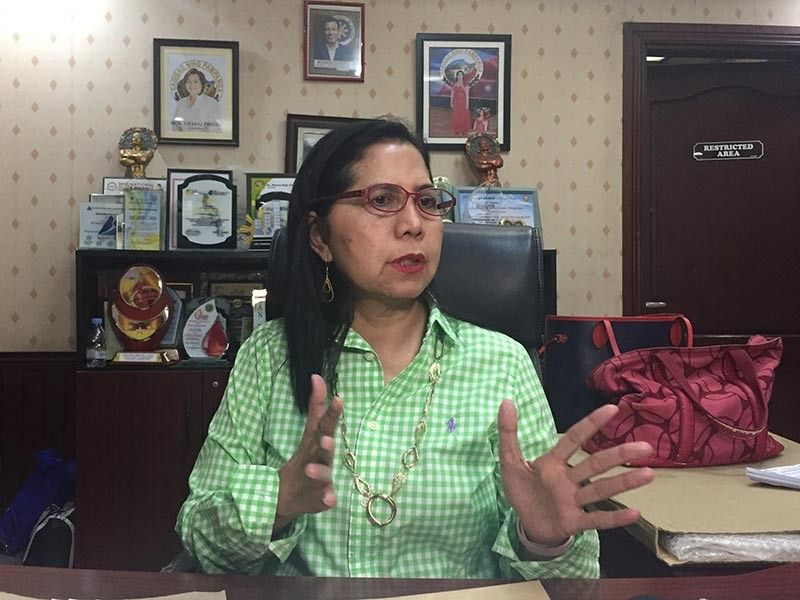 Outgoing San Simon Mayor Vice mayor-elect Leonora Wong expresses hope that the new administration will sustain the good programs implemented during her nine-year term. (Princess Clea Arcellaz)
