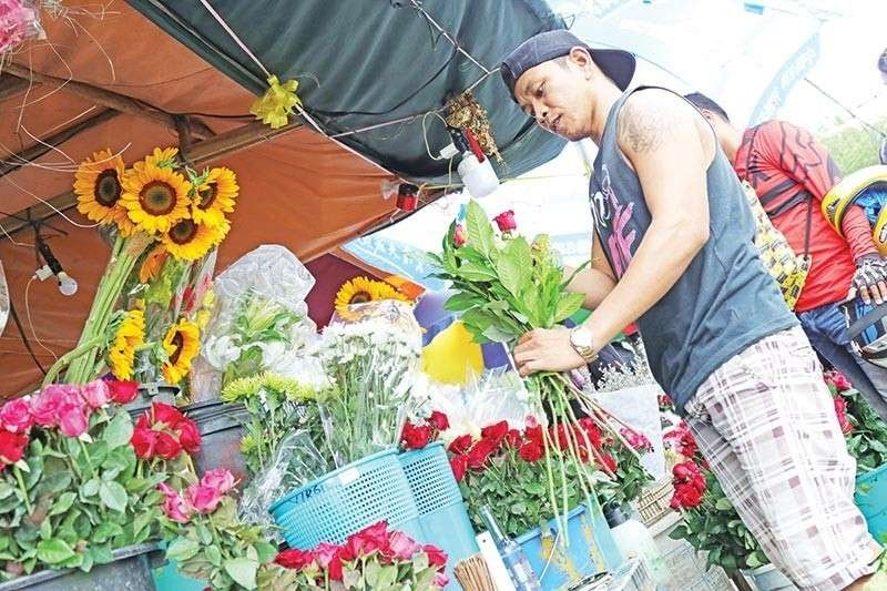 DAVAO. A Japan-based flower shop has signified interest to expand to Davao City. File Photo