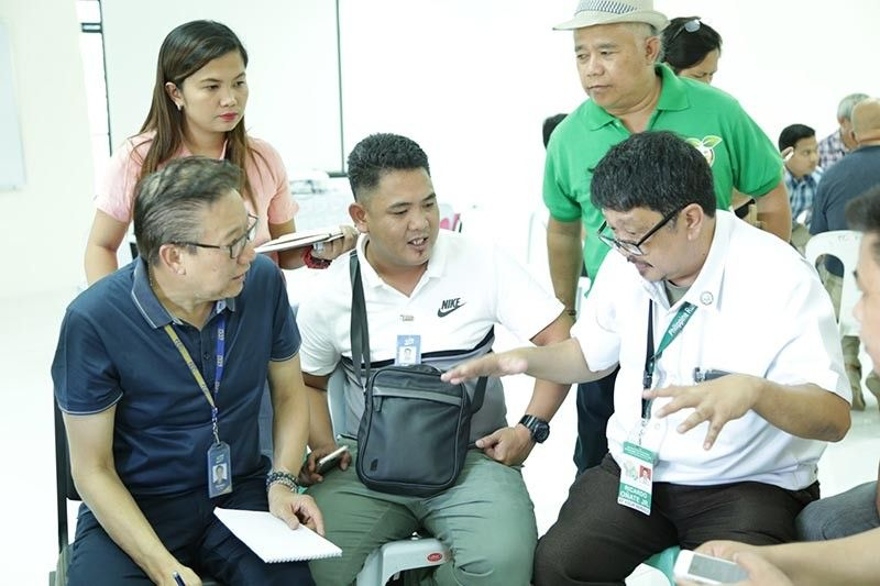 DAVAO. The Department of Agriculture, through the Agribusiness and Marketing Assistance Division (DA-AMAD), is working on a partnership with Liberty Commercial Center (LCC) for market linkage. (Photo from DA Davao regional office)