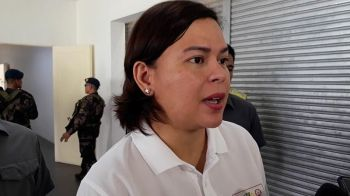 Davao City Mayor Sara Duterte-Carpio (Juliet C. Revita) onerror=