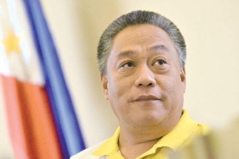 CEBU. Cebu outgoing Governor Hilario Davide III. (SunStar File)