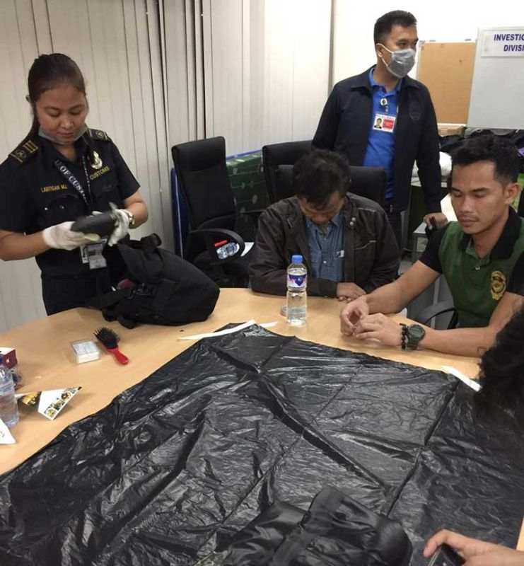 Indonesian with over P8-M drugs arrested in airport - SUNSTAR