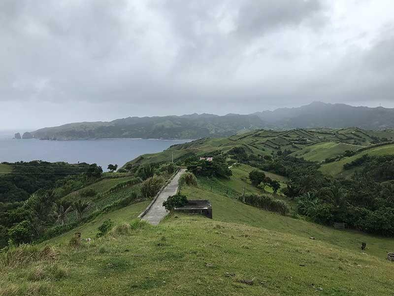 ISLA SA BATAN: Nagsilbing main islands sa lalawigan sa Batanes nga gihulagway nga archipelagic province in the Philippines. (Hulagway kuha ni Nicko Tubo)
