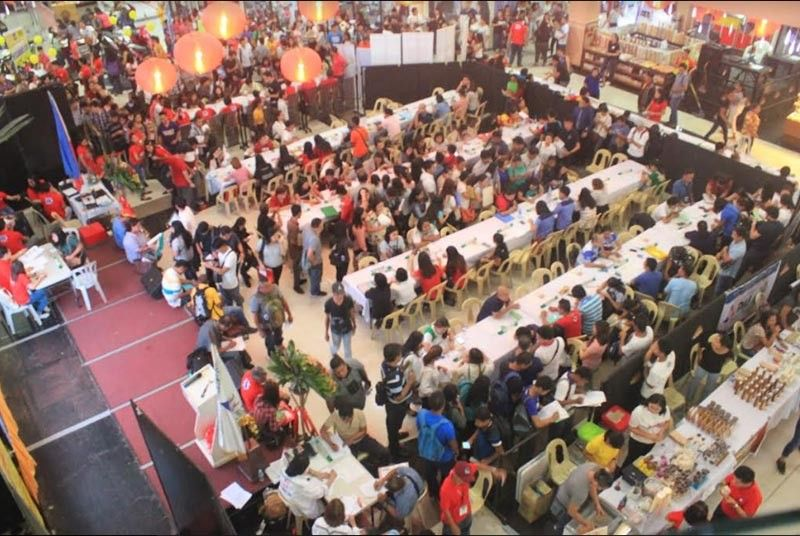 BACOLOD. A total of 893 job seekers join the Kalayaan Job and Livelihood Fair of the Department of Labor and Employment held at the Event Center of 888 Premier Mall in Bacolod City on Wednesday. (Contributed Photo)