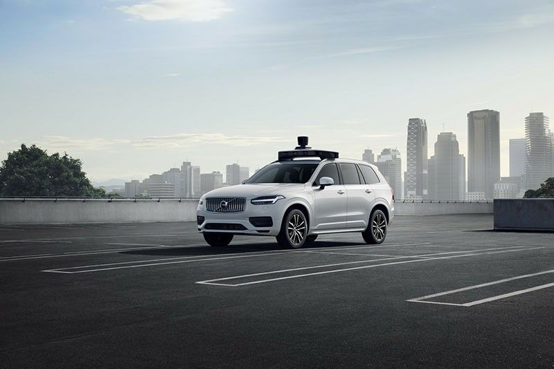 UBER is teaming with Volvo Cars to launch its newest self-driving vehicle. The ride-hailing company said Wednesday, June 12, 2019, that it can easily install its self-driving system in the Volvo XC90 SUV. (AP Photo)