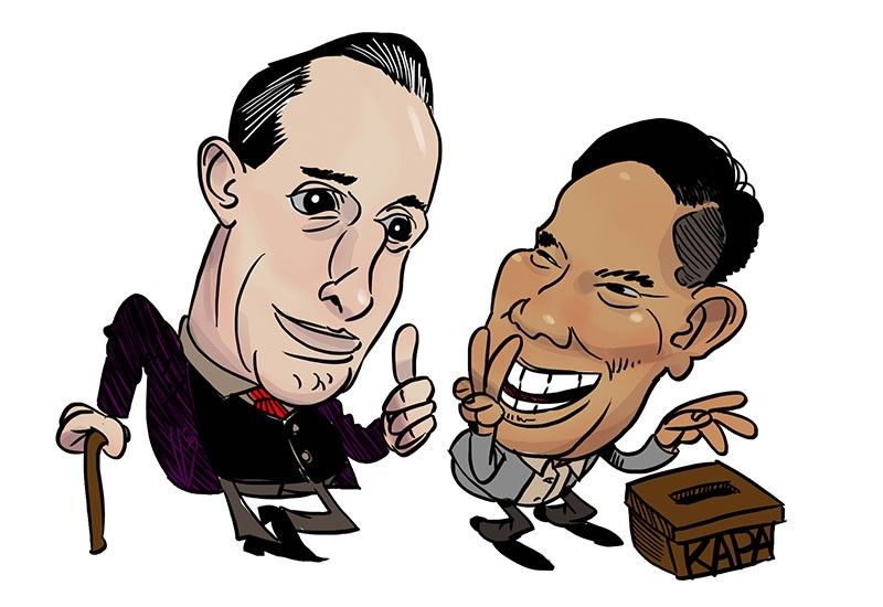 Sunday Essay Cartoon by John Gilbert Manantan