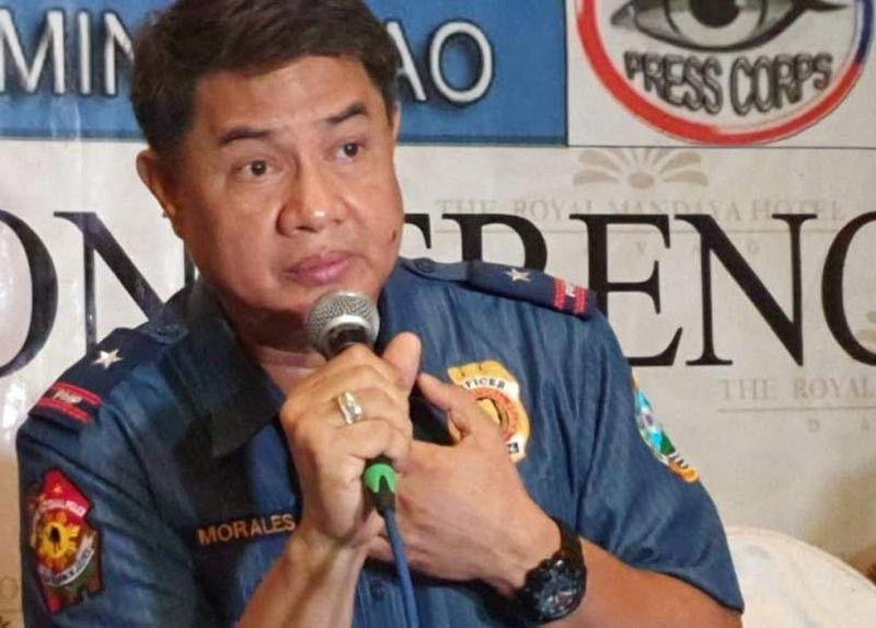 Si Police Regional Office (PRO)-Davao Region director, Police Brigadier Marcelo Morales. (SunStar photo)