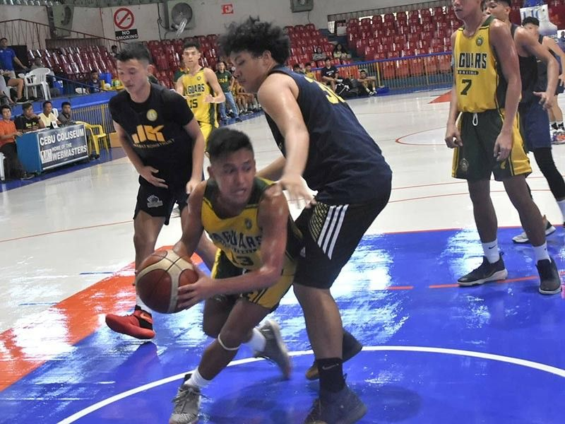 WINLESS. Sherwin Pepito and the rest of the USJ-R Jaguars will be gunning for their first win against UC in the Partners Cup. (SunStar photo / Allan Cuizon)