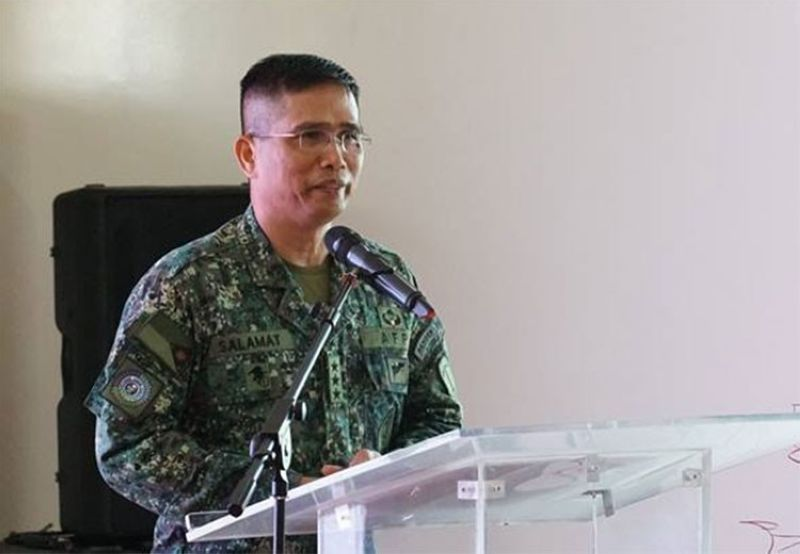 MANILA. Lieutenant General Emmanuel Salamat. (Photo from abra.gov.ph)
