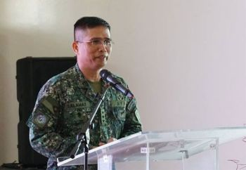 MANILA. Lieutenant General Emmanuel Salamat. (Photo from abra.gov.ph)