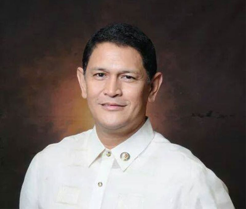 TUCP Representative Raymond Mendoza (Photo from TUCP website)