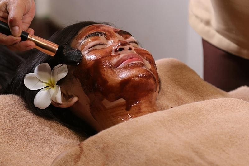 DAVAO. Cacao Facial Care. (Mark Perandos)