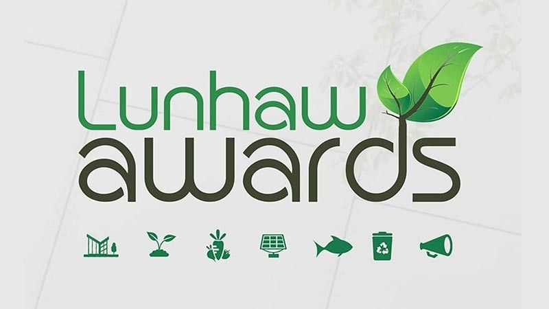 Image from Lunhaw Award Facebook page