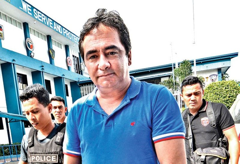 CEBU. Former Medellin mayor Ricardo Ramirez. (SunStar File)