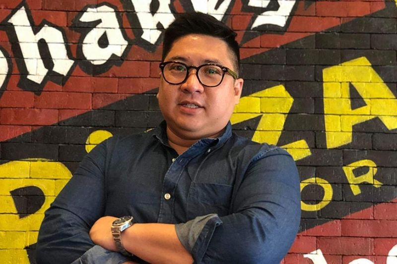 FRANCHISE KING. Allen Arvin Tan says aspiring franchisees should see franchising as a relationship. They must be willing to work with different people and love the brand they are selling. (Contributed photo)