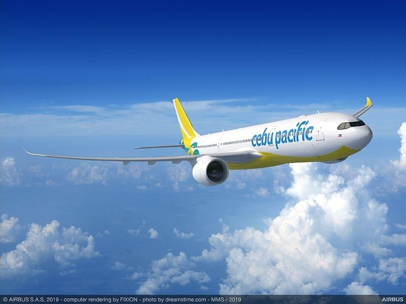 AIRBUS. Cebu Pacific will soon be operating 16 Airbus 330neo, which will be fitted with 460 seats, that features a new wing with increased span, as well as A350 XWB-inspired Sharklets. During the International Paris Air Show 2019 on Tuesday in Le Bourget, France, the airline entered a memorandum of understanding for 31 new Airbus aircraft. (Airbus photo)