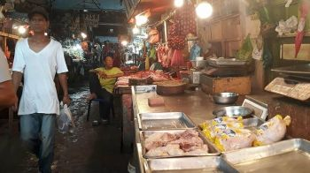 NEGROS OCCIDENTAL. The Provincial Veterinary Office reported that prices  of meat products in the province are stable. (SunStar File) onerror=