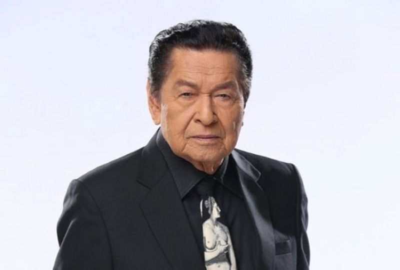 Actor Eddie Garcia (File photo)