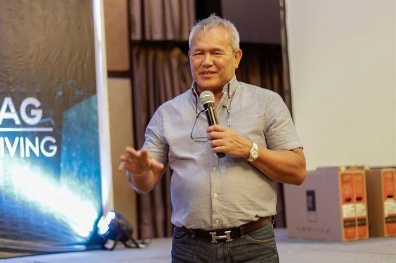 CAGAYAN DE ORO. Cagayan de Oro City Mayor Oscar Moreno. (Photo from Moreno's Facebook account)
