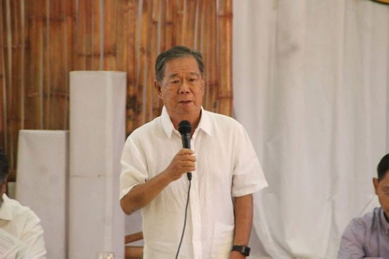 BACOLOD. Negros Occidental Governor Alfredo Marañon Jr. (Photo from OPFM Negros Occidental Facebook page)