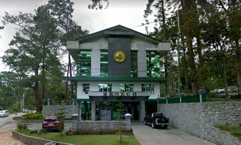 BAGUIO. Beneco office in Baguio City. (Image from Google Street View)