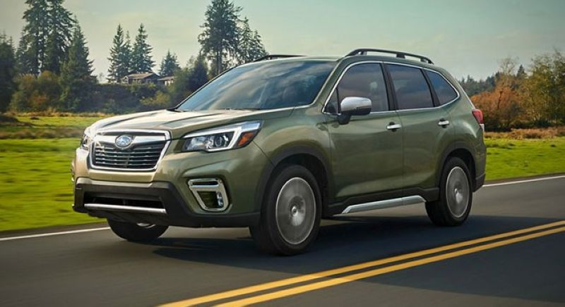 MADE TO CONQUER THE OUTDOORS. The all-new Subaru Forester takes you on your next adventure in style. (Photos from the internet/Autodeal)